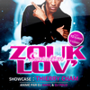 Zouk Love Sensation Flyer